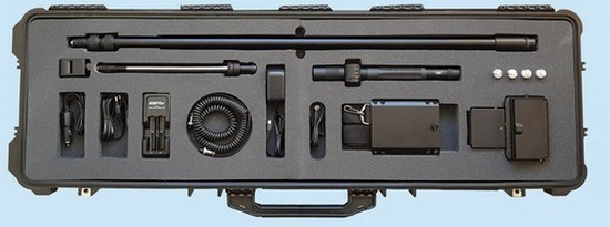 Телевизионное досмотровое устройство ТДК-1ВР