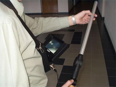 Телевизионное досмотровое устройство ТДК-1